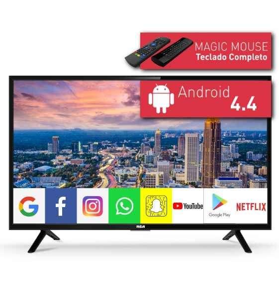Televisor RCA 32 pulgadas HD Smart Tv - Magic Mouse - 0