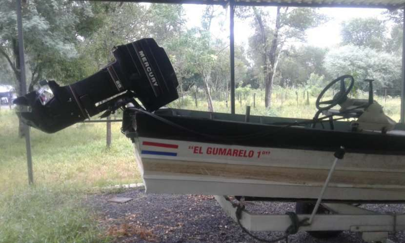 Embarcación de chapa galvanizada - 4