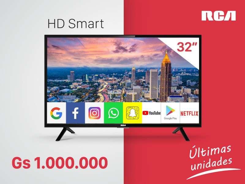 Televisor RCA 32 pulgadas HD Smart Tv - Magic Mouse - 4