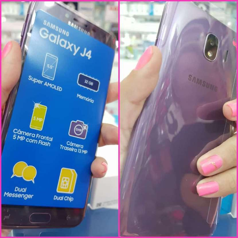 Samsung Galaxy J4 de 32 gb