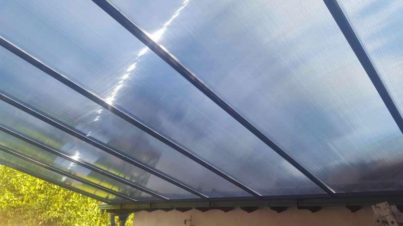 Tinglados y techos de chapa - 0
