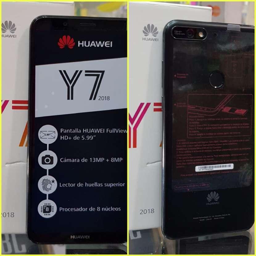 Huawei Y7 2018 nuevo - 0