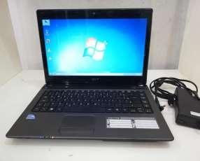 Notebook Acer 4743