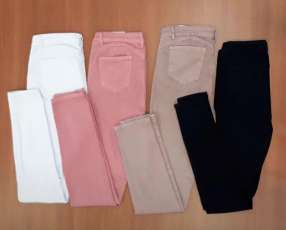 Jeans elastizados para damas