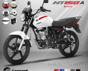 Moto HT A Bicolor