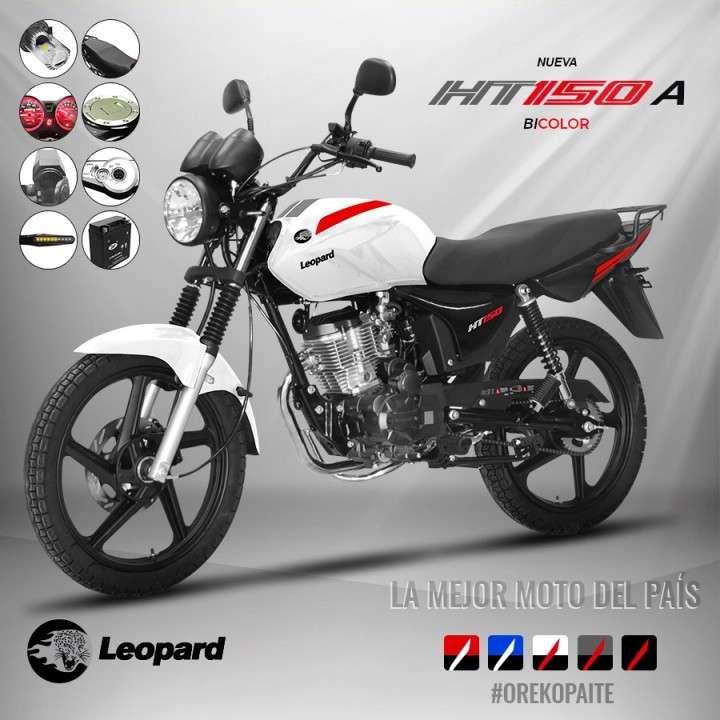 Moto HT A Bicolor - 0