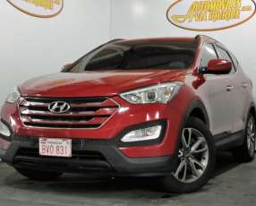Hyundai santafe 2013 Titulo y cédula verde
