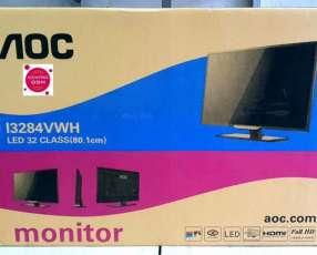 Monitor AOC 32 full hd nuevos en caja
