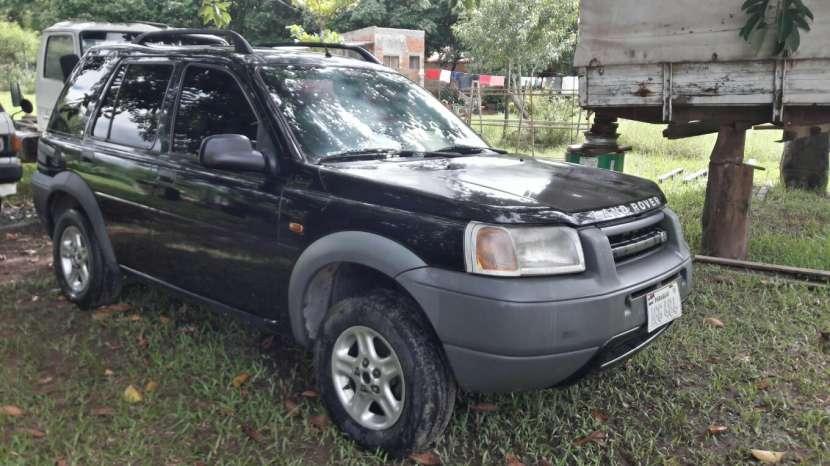 Land Rover 1998