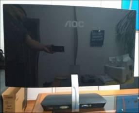 Monitor Curvo AOC 27 pulgadas Full HD nuevos