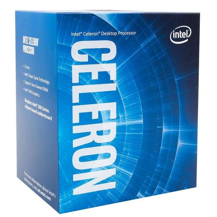 CPU Intel 1151 celeron dc g4920 3.2 ghz/2mb - 0