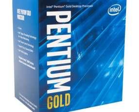 CPU Intel 1151 Pentium gold g5400 3.7 ghz/4m