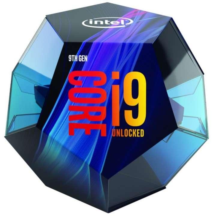 CPU Intel 1151 core i9 9900k 3.60 ghz/16 mb - 0