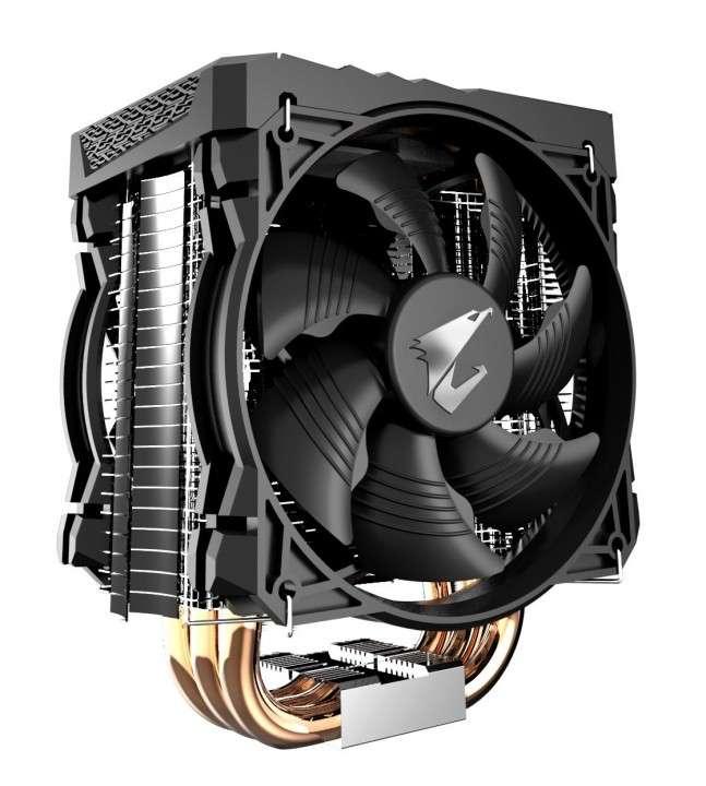 Cooler p/cpu gigabyte atc700 rgb thermal 120mm - 1