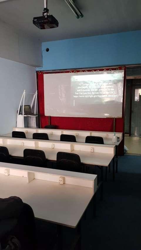 Salón conferencia en microcentro