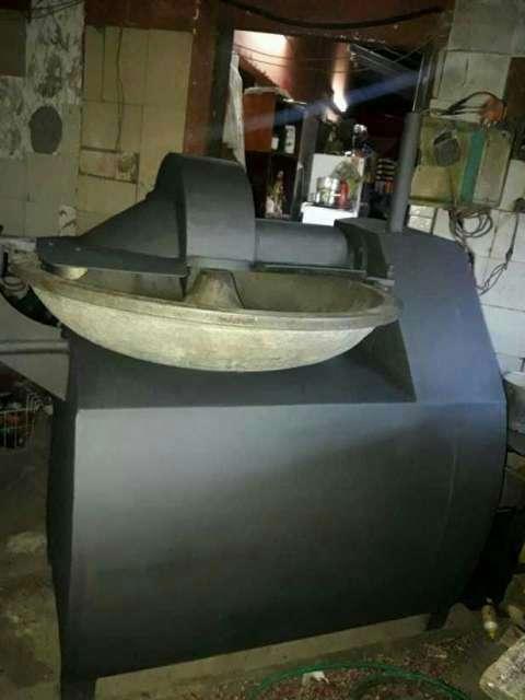 Maquinaria industrial para fabricación de embutidos en general