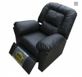Sofá Ecoleather reclinable