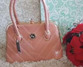Bolsa de Cuero Pink