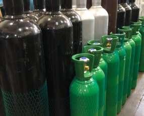Alquileres de tubos de oxigeno medicinal