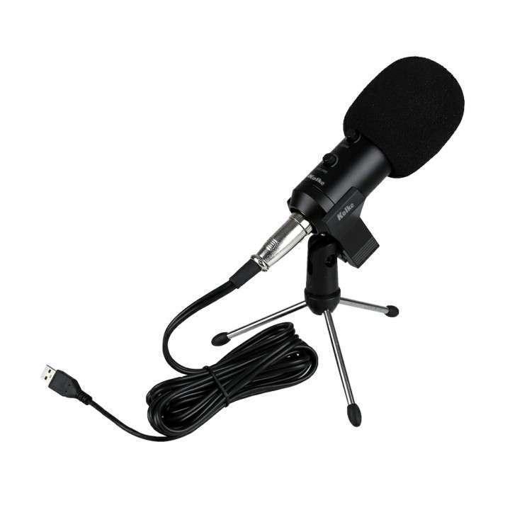 Micrófono condensador para estudio Kolke 271 - 2
