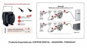 Transformador de corriente de 220v a 110v