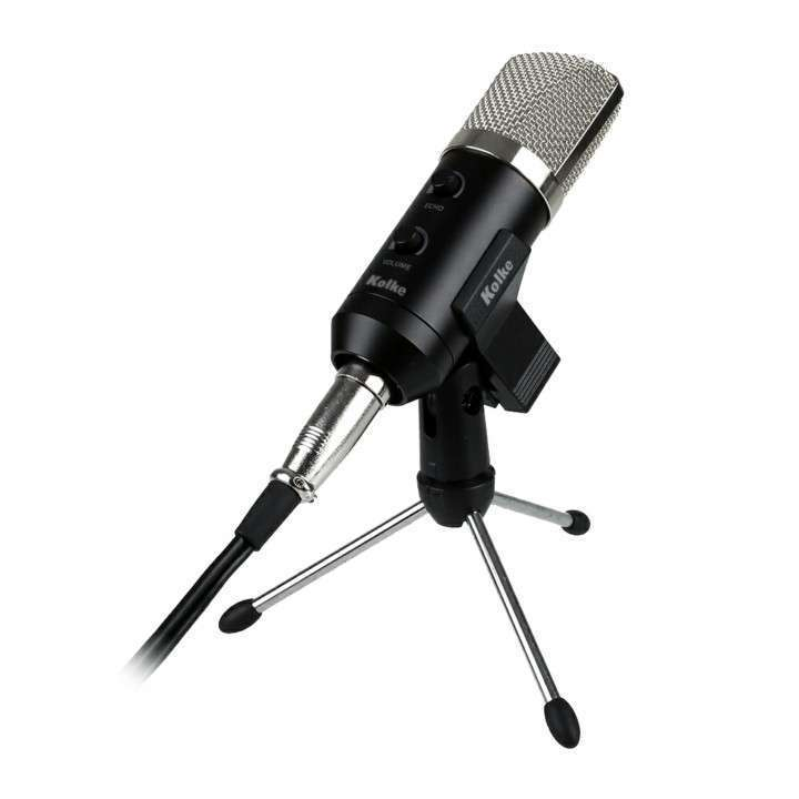 Micrófono condensador para estudio Kolke 271 - 1