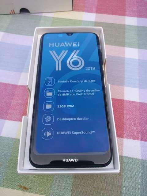 Huawei Y6 2019 - 0