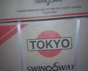 Aire acondicionado Tokyo 12.000 btu nuevo