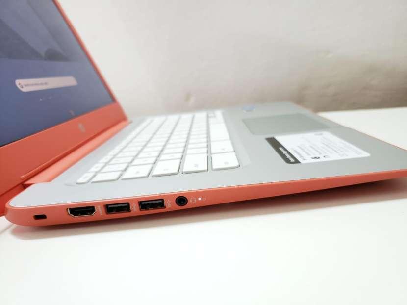 Chromebook HP 14 semi nueva