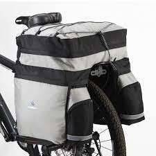 Porta bulto para bicicletas