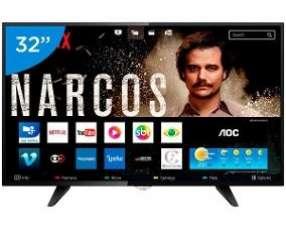 TV Smart AOC de 32 pulgadas