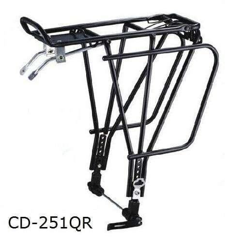 Porta bulto para bicicletas - 1