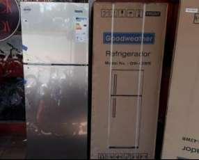 Heladera Goodweather de 430 litros frío seco