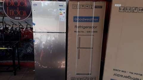 Heladera Goodweather de 430 litros frío seco - 0