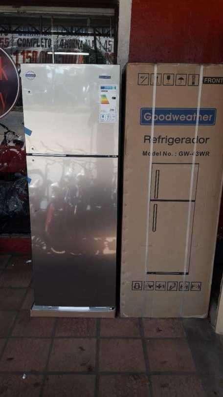 Heladera Goodweather de 430 litros frío seco - 2