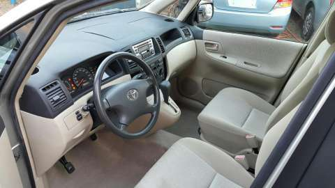 Toyota New Spacio 2001 - 9