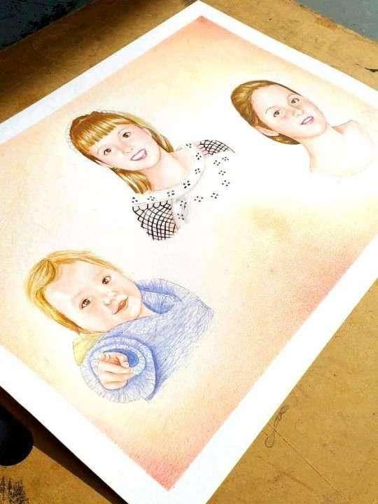 Retratos - 1