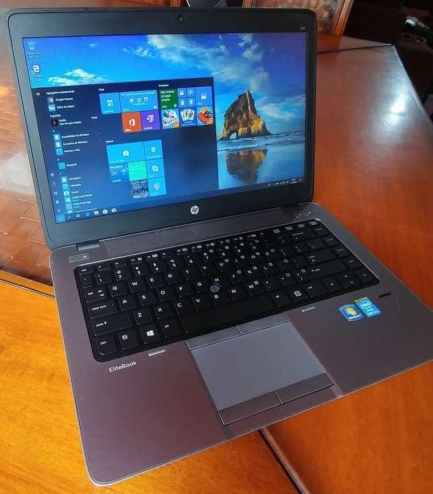 HP Elitebook 840 G1 Intel i7 8GB 256SSD K160