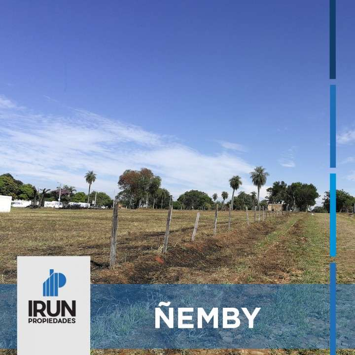 Terrenos en Ñemby