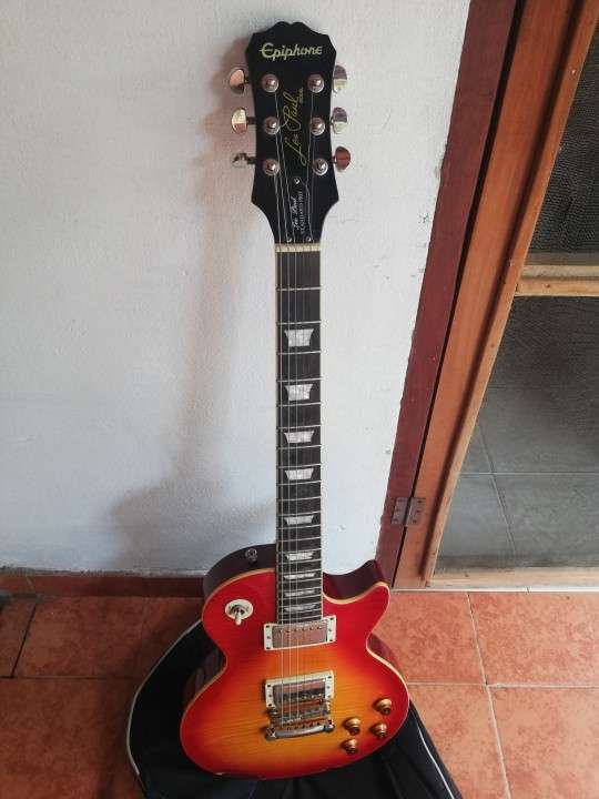 Guitarra eléctrica Ephiphone Les Paul - 3