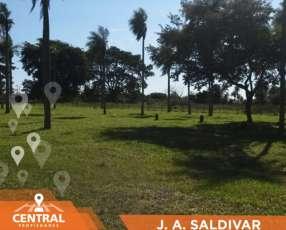 Terrenos en J. Augusto Saldivar