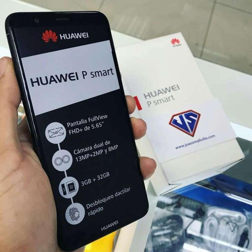 Huawei P smart - 0