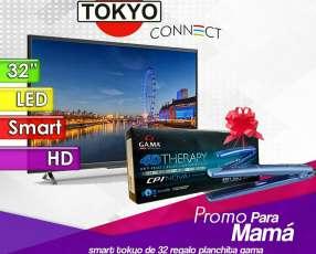 TV LED Smart Tokyo de 32 pulgadas HD
