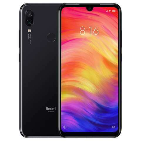 Xiaomi Redmi note 7 de 64 gb color negro - 0