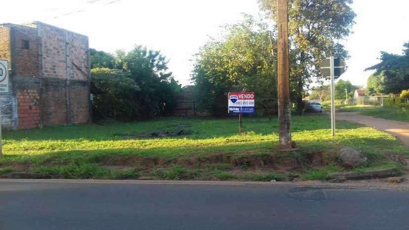 Terreno en Capiatá barrio kennedy