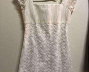 Vestido Blanco para quinceañeras