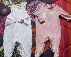 Ropitas de nena hasta 3 meses