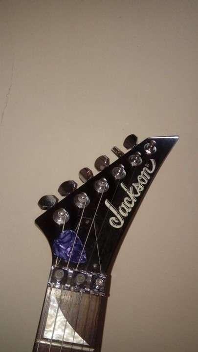 Guitarra Jackson Kelly - 1