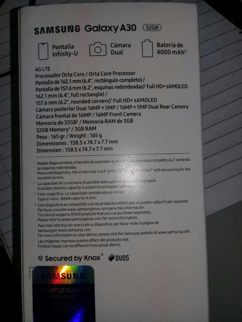 Samsung Galaxy A30 Dúos 32 gb - 2