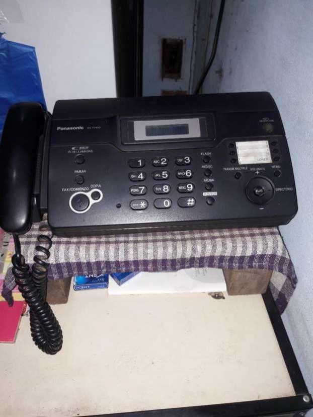 Fax Panasonic ft 932